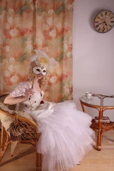 Free Woman In Wedding Dress Royalty Free Stock Photo - 8310455