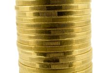 Free Coins Royalty Free Stock Images - 8311609