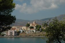 Free Village Of Galaxidi Greece Stock Image - 8311791