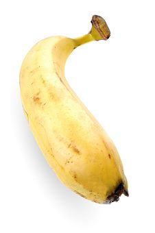 Free Banana Royalty Free Stock Photography - 8311807