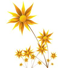 Free Sunflower Royalty Free Stock Photography - 8312837