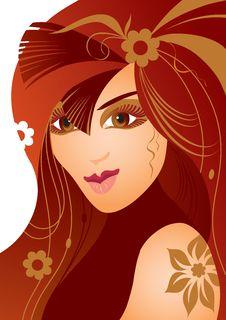 Free Beautiful Girl Stock Photo - 8313810