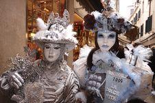 Free Venice Carnival Stock Image - 8314431