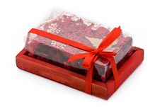 Free A Gift Box Royalty Free Stock Images - 8314539