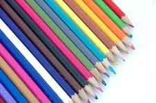 Free Colorful Brushes Stock Photo - 8315540