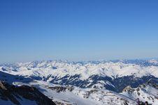 Free Austria. Mountains. The Alpes. Royalty Free Stock Photos - 8315998
