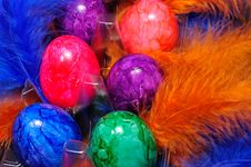 Free Easter Eggs Royalty Free Stock Photography - 8316017
