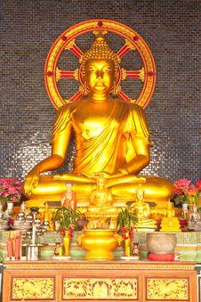 Free Buddha Image. Royalty Free Stock Images - 8316349