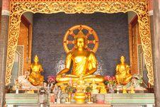 Buddha Image. Stock Photo