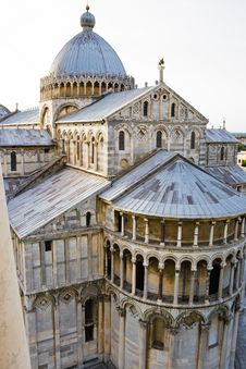 Free Piazza Dei Miracoli Royalty Free Stock Image - 8316976