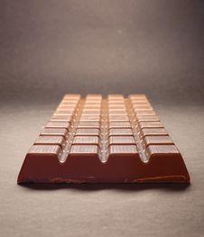 Free Stick Of  Chocolate Stock Photography - 8317752