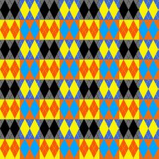 Free Harlequin Checks Pattern Royalty Free Stock Images - 8317959