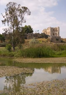 Free Antipatrus Citadel Stock Image - 8317991