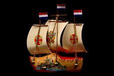 Free A Souvenir Boat Stock Image - 8318361