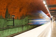 Free Subway Stock Photos - 8318813