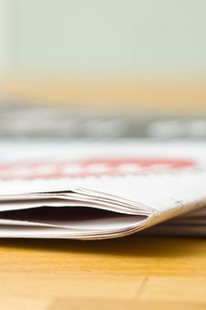 Free Newspaper Royalty Free Stock Photos - 8318888