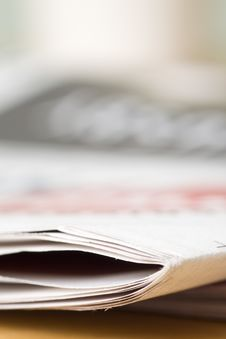 Free Newspaper Stock Photos - 8318893