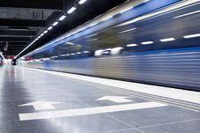 Free Subway Stock Photo - 8318990
