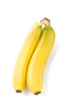 Free Two Bananas Stock Photography - 8319192
