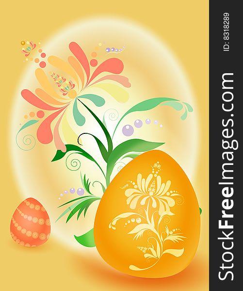 Easter postal
