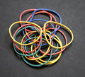 Free Colored Rubberbands Stock Images - 8328754