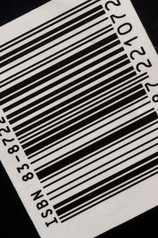 Free Barcode Stock Photo - 8320910