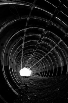 Free Missile Silo Royalty Free Stock Photography - 8321197