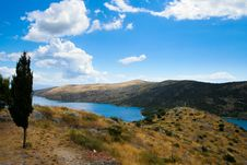 Free Mediterranean Landscape Royalty Free Stock Photos - 8321218