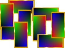Free Rainbow Collage Stock Photos - 8321593