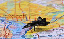 Free Jet Push Pin Stock Photo - 8321620