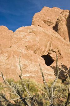 Free Arch In Utah Stock Photos - 8322793
