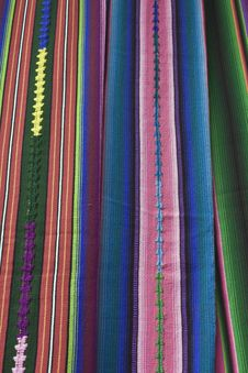 Free Colorful Blanket Royalty Free Stock Photos - 8322818
