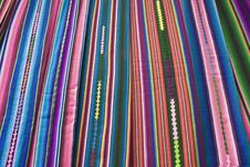Free Colorful Blanket Stock Image - 8322821