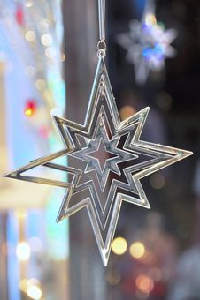 Free Shiny Star Royalty Free Stock Image - 8322836