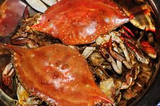 Free Crab Feast Stock Photo - 8322910