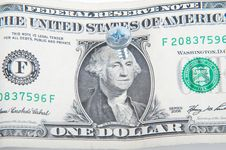 Free Screwed Dollar Stock Images - 8323504