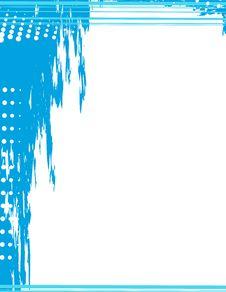 Grunge Paper - Vector Illustration Stock Image