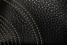 Free Black Leather Royalty Free Stock Images - 8323999