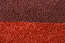 Free Red Leather Royalty Free Stock Image - 8324316