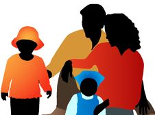Free Family Stock Image - 8324571