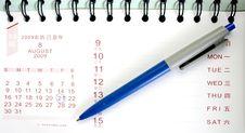 Agenda Stock Images
