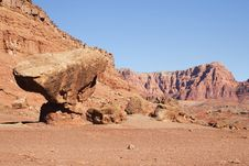 Marble Canyon, Arizona Stock Image
