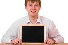 Free Happy Student Stock Image - 8327031