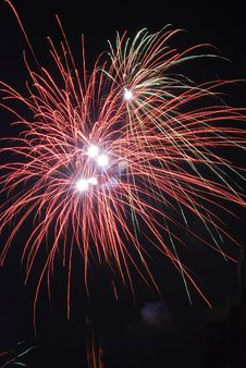 Free Fireworks_1 Stock Photo - 8327180