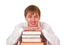 Free Happy Student Stock Image - 8327351