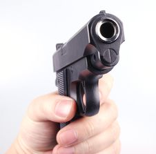 Free Gunpoint Stock Photography - 8327852