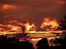 Free Sunset Royalty Free Stock Photos - 8327998