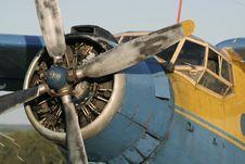 Free Biplan AN-2 Stock Image - 8328931