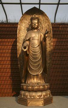 Free Buddhist Shrine Royalty Free Stock Photography - 8329057