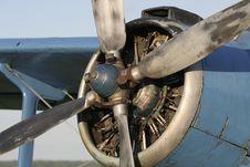 Free Biplan An-2 Stock Images - 8329164